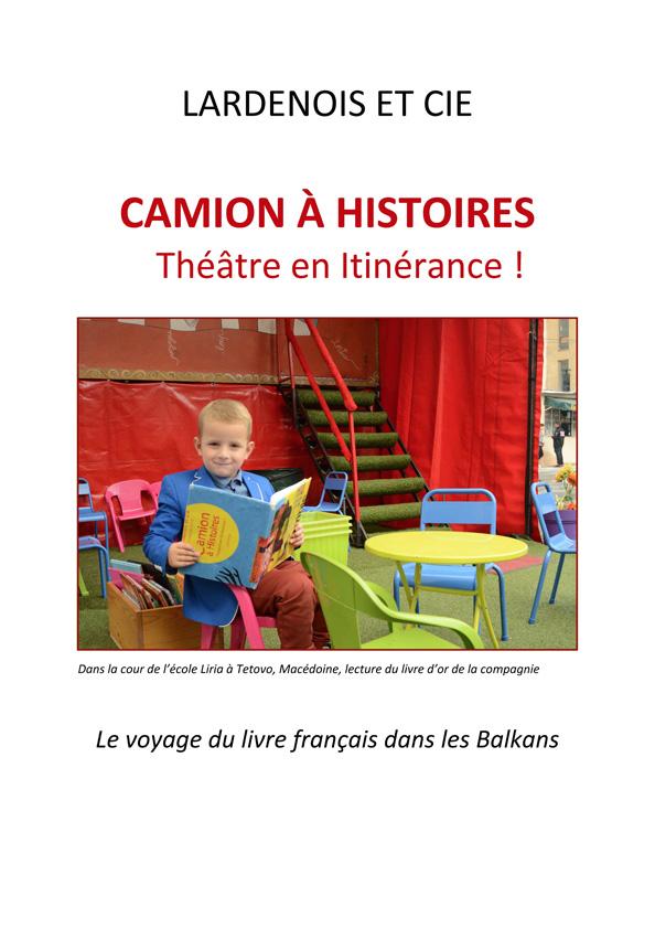 Carnet de Voyage Balkans 20152